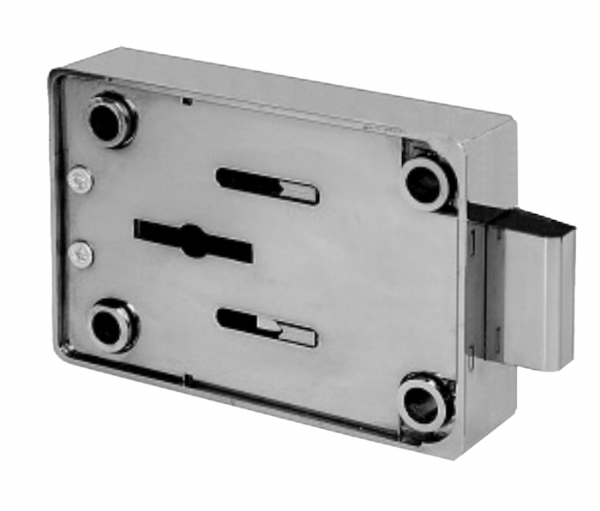 Lowe & Fletcher  8 Lever Safe Lock